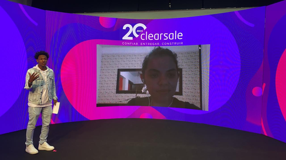 CLEARSALE 20 ANOS