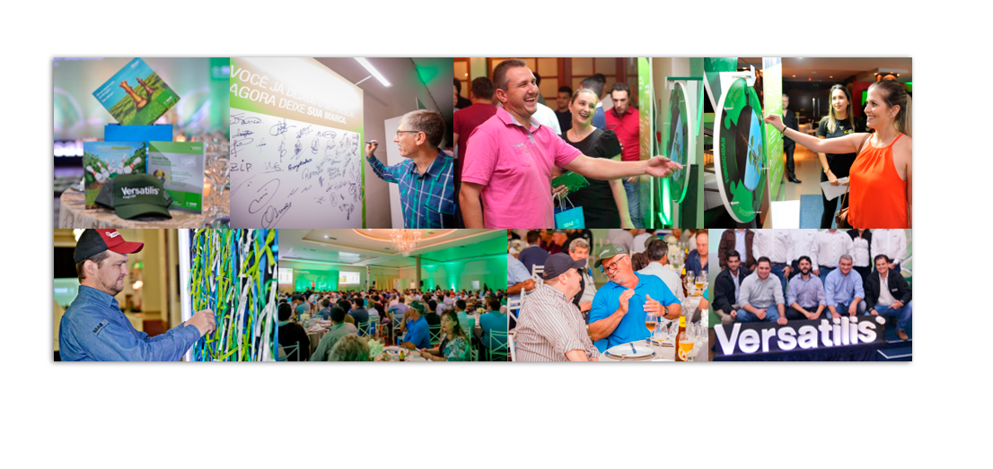 Lançamento Versatilis - BASF