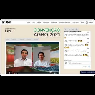 CONVENÇÃO BASF AGRO