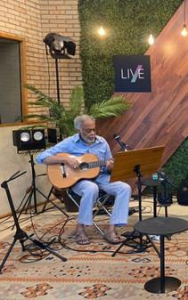 Live da ThoughtWorks com Gilberto Gil!