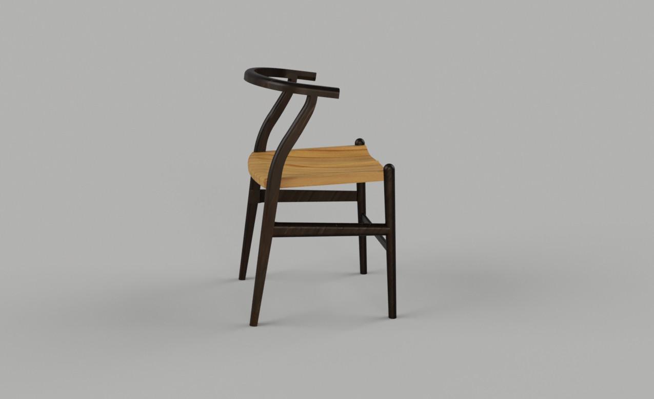Hans Wegner's Wishbone Chair