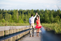 Engagement Photography, Brock & Lisa