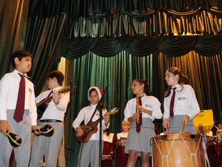Festival de Coros FEDEC Guayas