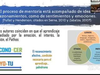 #Cafeteandoconrizo #sesión8 El Papel de la Mentoría en el Docente Ponente: Msc. Vilma Reyes Colombia