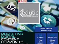 Charla: 17 de Febrero, Estrategias Digitales para Instituciones Educativas.