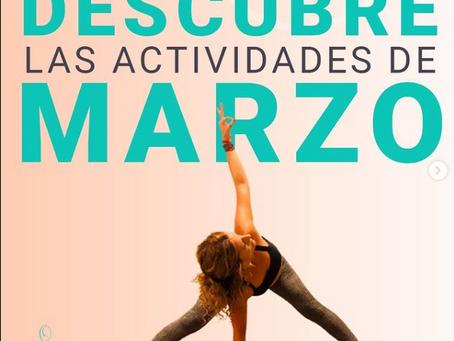 PROGRAMA PARA EL MES DE MARZO DE 2021