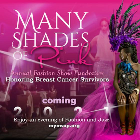 Annual Fashion Show Fundraiser