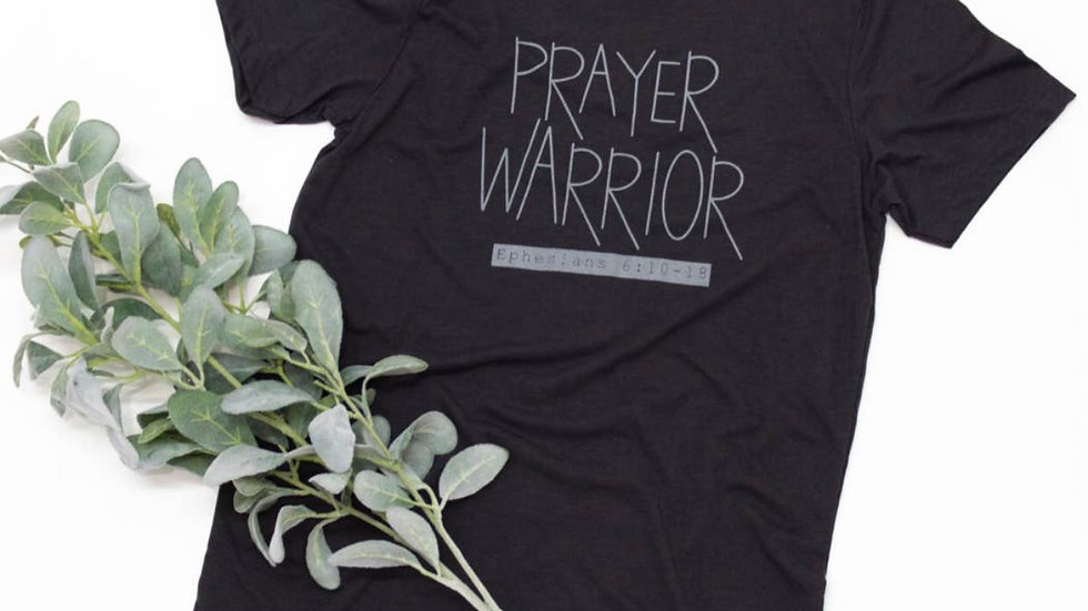Prayer Warrior Tee