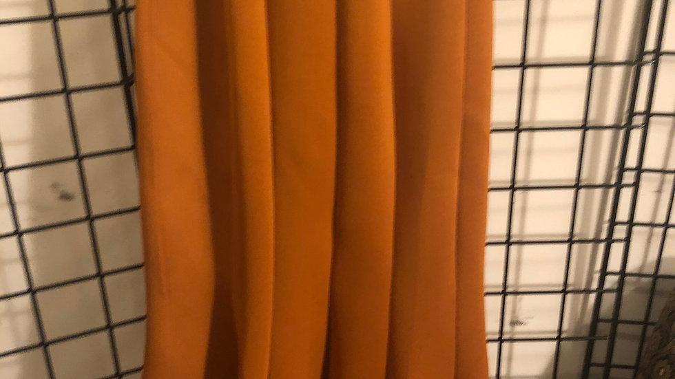 Scuba Maxi Skirt