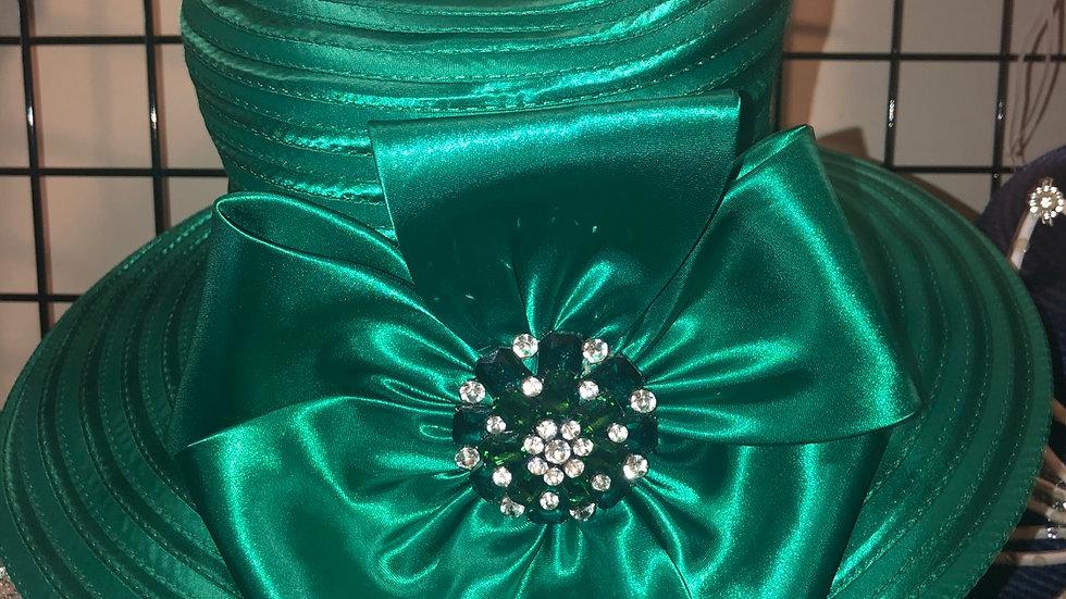 Green Designer Hat