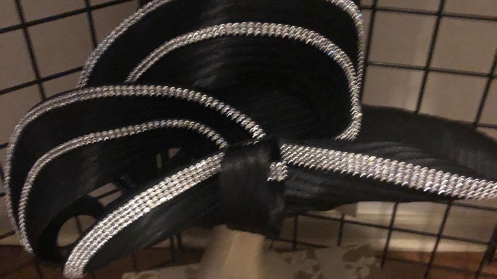 Black Designer Hat