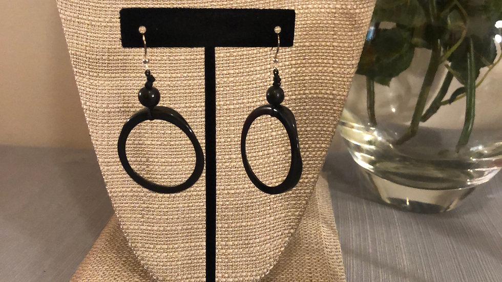 Ring of Life Earrings -ON