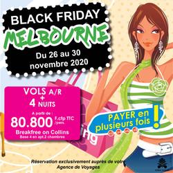 BLACK FRIDAY MELBOURNE 2020   FACEBOOK