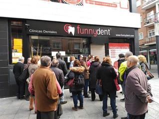 El COEM presenta una queja formar por el Caso Funnydent