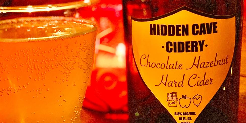 Chocolate Hazelnut Hard Cider Release