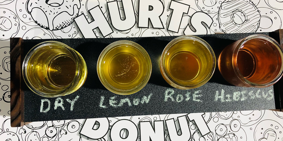 SOLD OUT Hard Cider & Donut Pairing