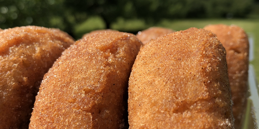 Fresh Cider Donuts from Appleberry Farm