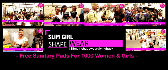 Free Sanitary Pads For 1000 Women and Girls