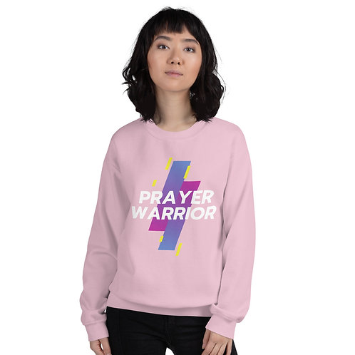 Prayer Warrior - Unisex Sweatshirt