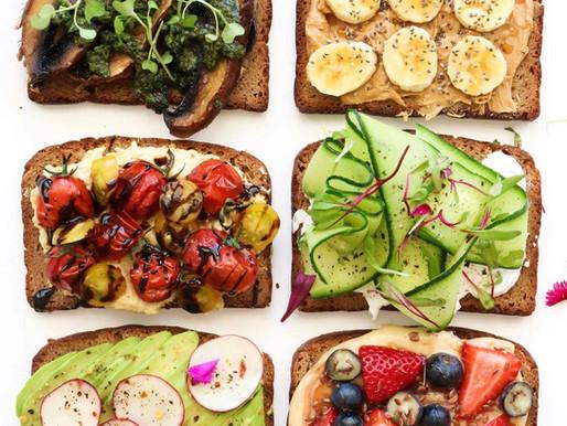 Six Ways to Toast