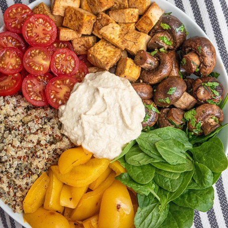 The Perfect Buddha Bowl