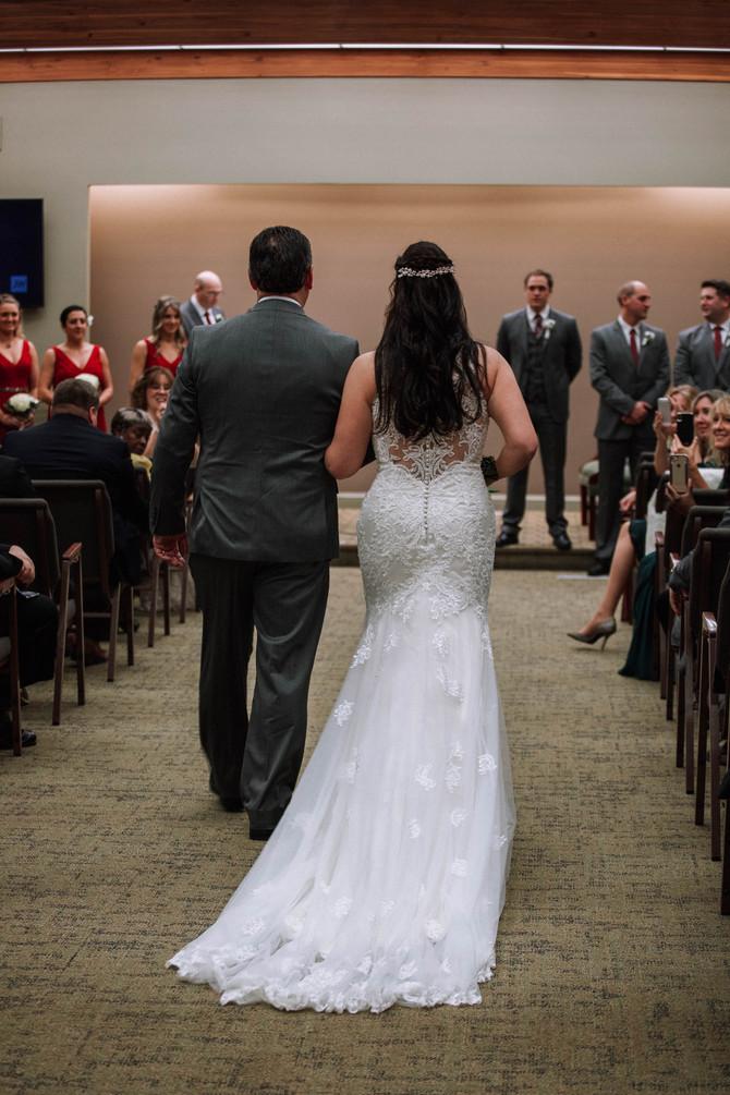 Garrett & Hannah's Winter Wedding!