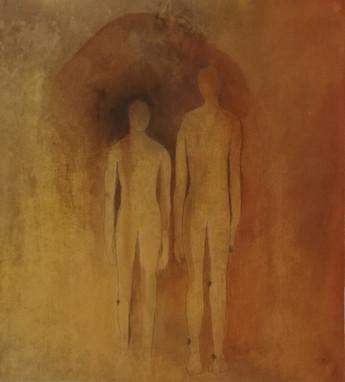 Mandorla Cave Initiation I