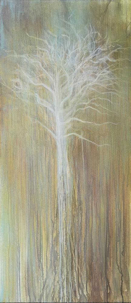 Weeping Tree I - Cedar