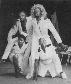 Umongikazi – a new play