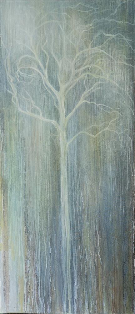 Weeping Tree II - Yellowwood