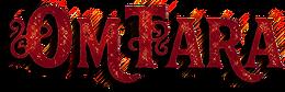 Om Tara Word Logo-glow red shadow.png