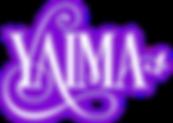 Yaima SCRIPT purple shadow.png