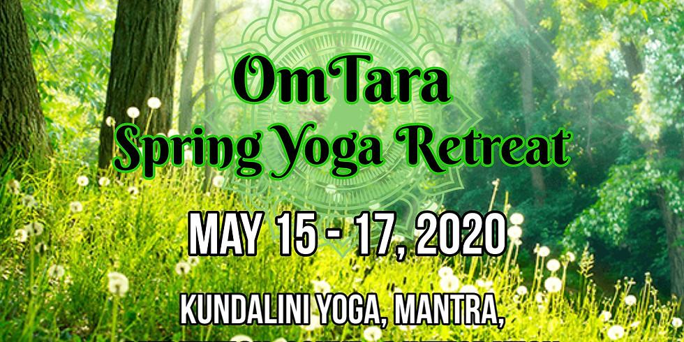 OmTara Spring Yoga Retreat