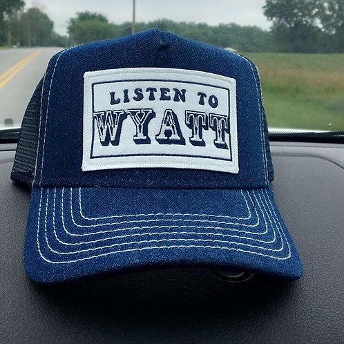 WYATT | Trucker Hat