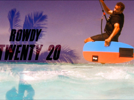 Celebrating Twenty Years Kiteboarding with a Rowdy Video Part and Interview.