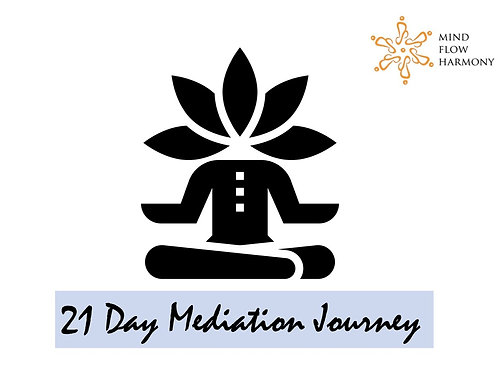 Complimentary 21 Day Meditation Guide
