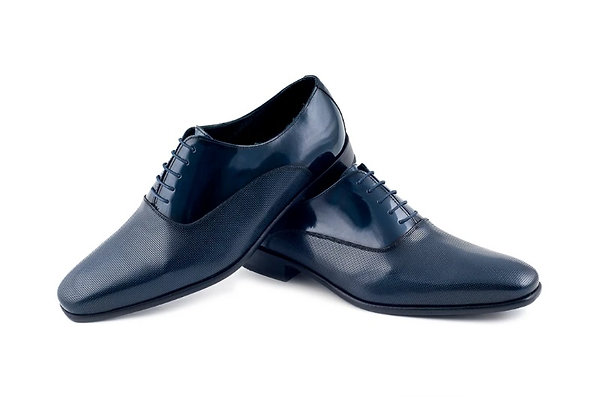 Zapatos CONTI FERRATI - Modelo 3430 colorAZUL