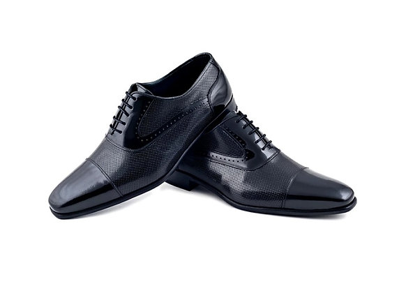 Zapatos CONTI FERRATI - Modelo 3440 color negro