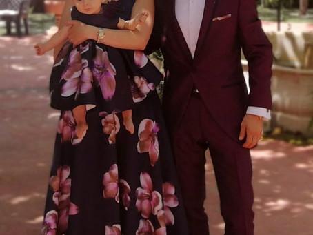 #HablaemosDeModa Este pasado sábado asistimos a una preciosa boda familiar