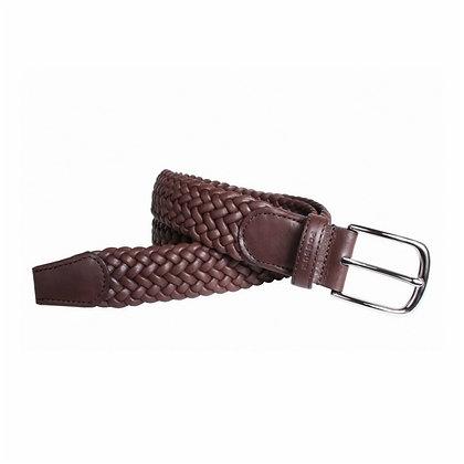 Cinturón elástico de piel  - POSSUM