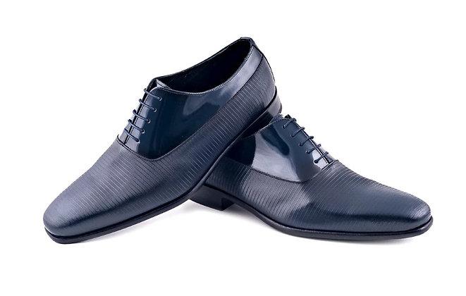 Zapatos CONTI FERRATI - Modelo 3781 colorAZUL