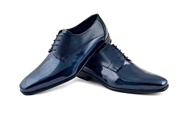 Zapatos CONTI FERRATI - Modelo 3783 colorAZUL