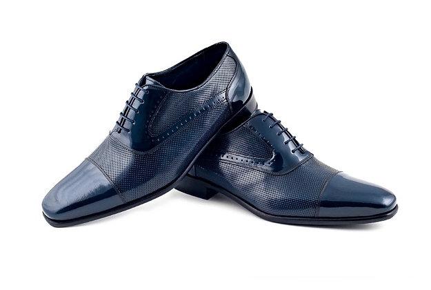 Zapatos CONTI FERRATI - Modelo 3440 colorAZUL