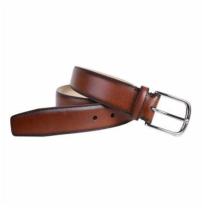 Cinturón de piel de becerro - POSSUM