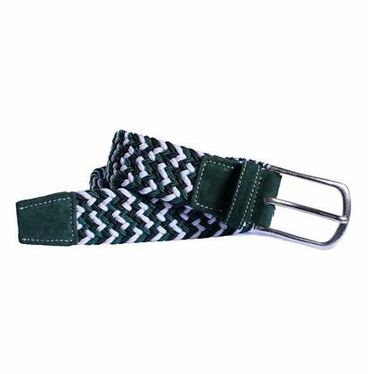 Cinturón trenzado talla grande  - POSSUM