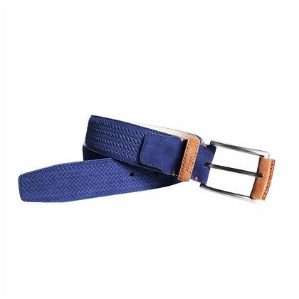 Cinturón de serraje combinado - POSSUM