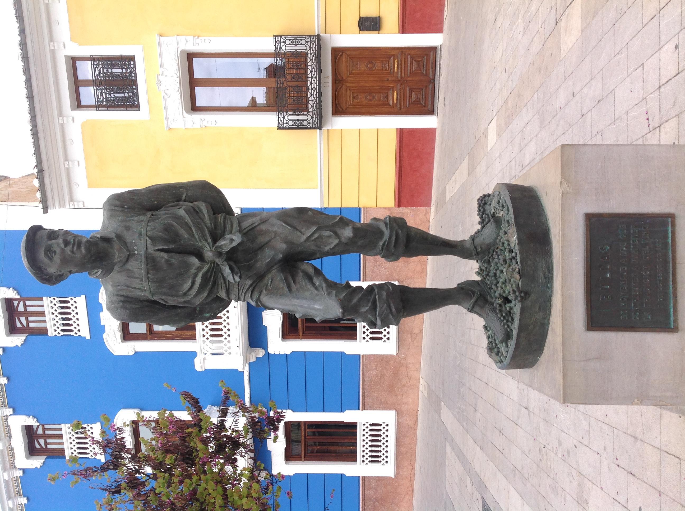 Plaza de Bullas