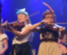 Petits violons zik and voice factory aud