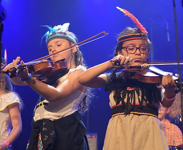 Petits violons zik and voice factory aud