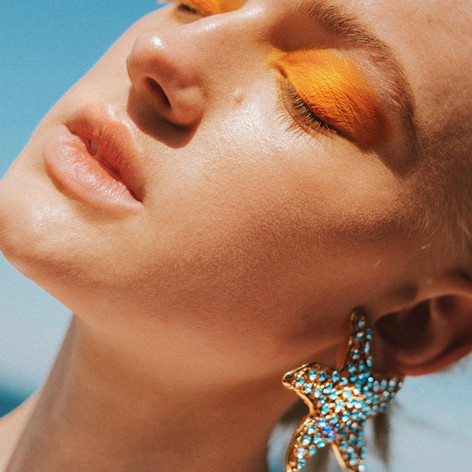 Photography: Jessica Ruscoe Model: Alexandra Woll Hair Stylist: Ash Croker